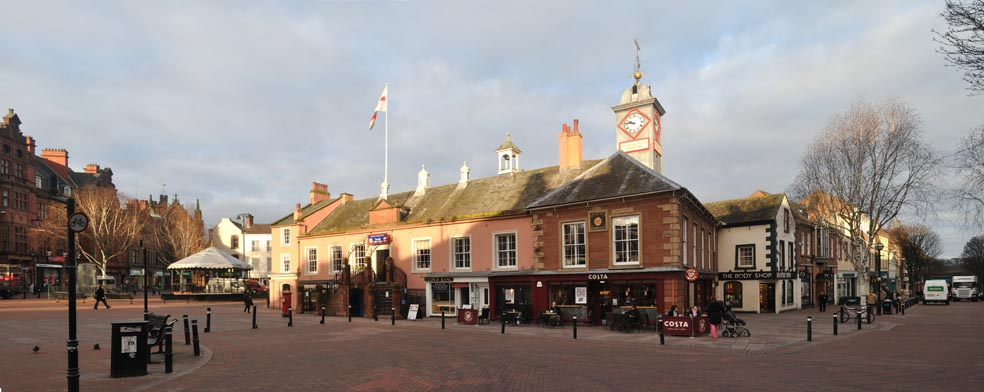 Carlisle Old Town Hall