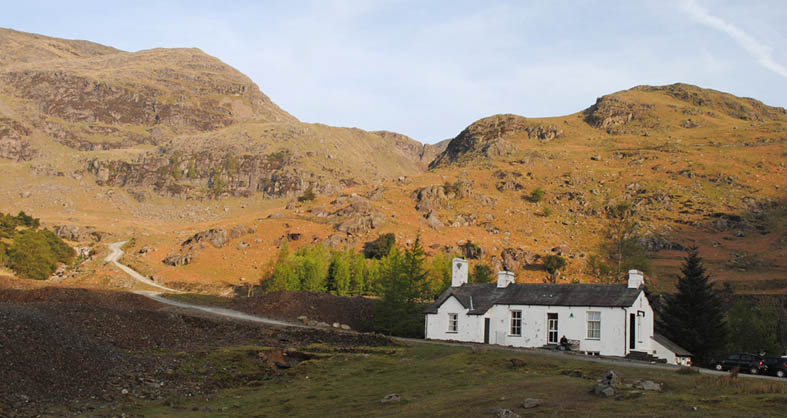 Coniston Coppermines Youth Hostel