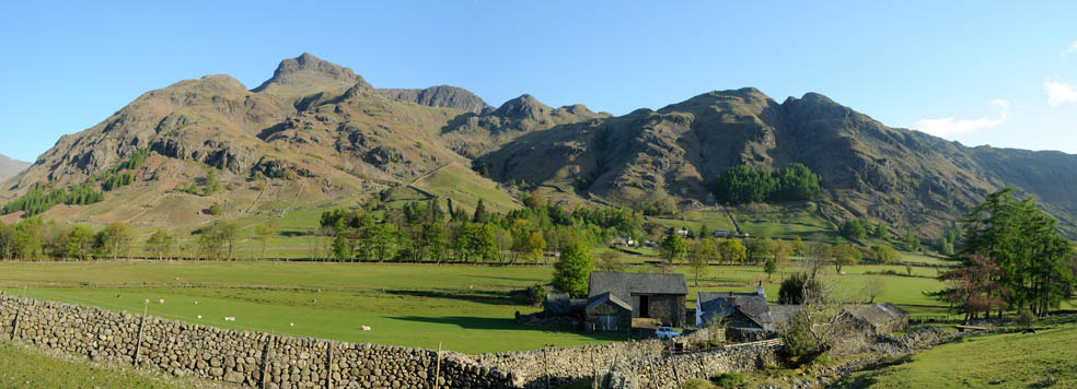 Side House Langdale